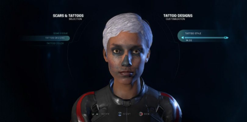 Want to create a decent-looking Ryder in Mass Effect: Andromeda? Reddit got you covered
