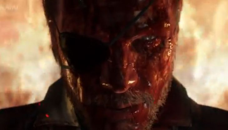 Here's the 6 minute Metal Gear Solid 5: The Phantom Pain trailer