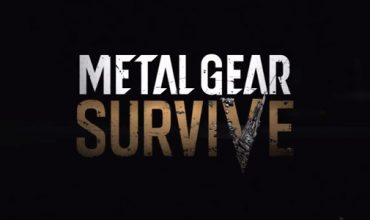 Gamescom: Metal Gear Survive announced, up to 4-player co-op