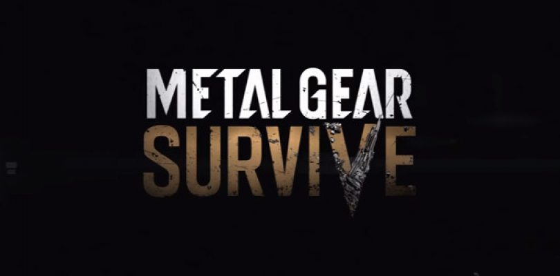 Hideo Kojima shares his thoughts on Metal Gear Survive