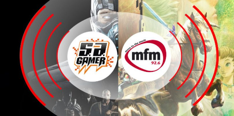 We chat to MFM 92.6 – Mortal Kombat XL & The Legend of Zelda: Twilight Princess HD