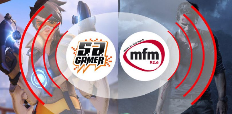 We chat to MFM 92.6 – Overwatch open beta and Uncharted 4