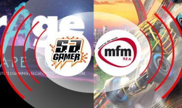 We chat to MFM 92.6 – rAge Cape Town 2016 and Trackmania Turbo