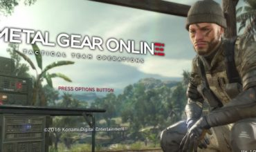 Video: Metal Gear Online goes live on 6 October