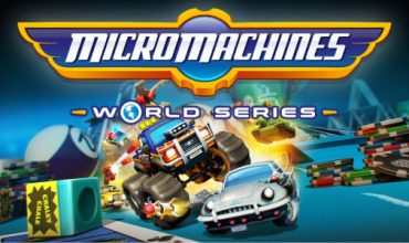 Video: Out of the blue Micromachines: World Series races to stores on 21 April