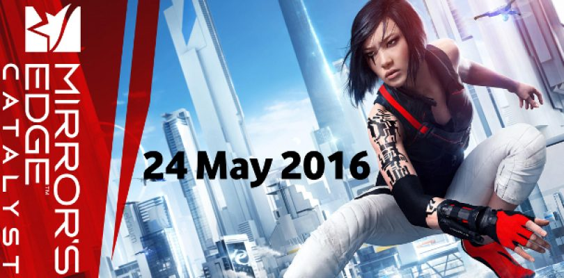 Mirror's Edge Catalyst delayed to 24 May 2016