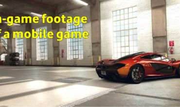 A mobile game with graphics on par with current gen consoles