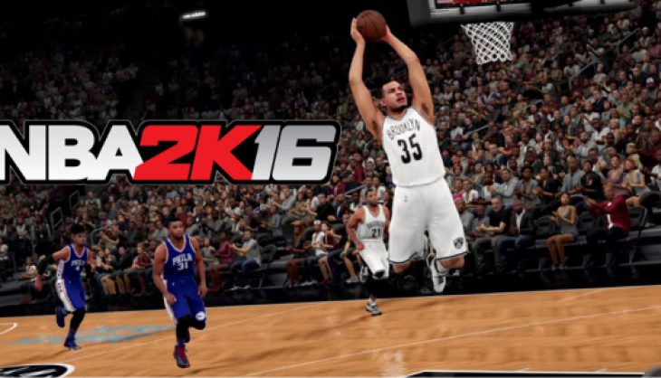 Video: Be Yourself (or somebody else) in NBA 2K16