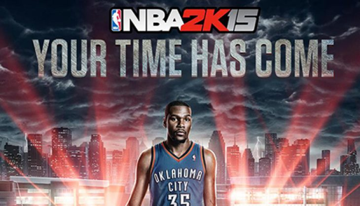 The first gameplay footage of NBA 2K15 looks amazing