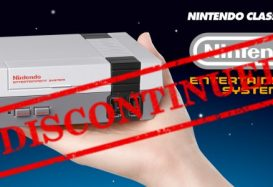 The NES Classic Edition officially discontinued