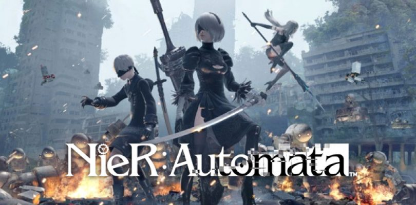 Video: NIER Automata not on your radar? This trailer might change that