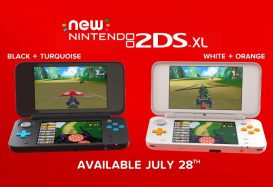 Video: Nintendo reveals the 2DS XL and launches in July