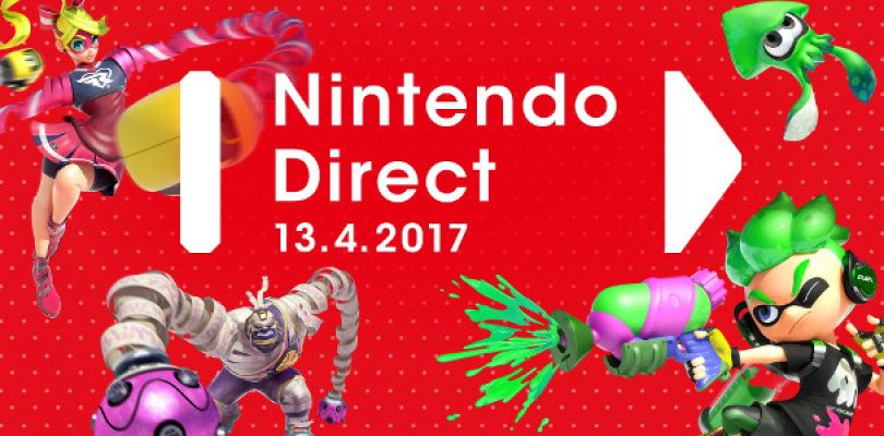 Nintendo Direct to detail ARMS and Splatoon 2 tomorrow at midnight