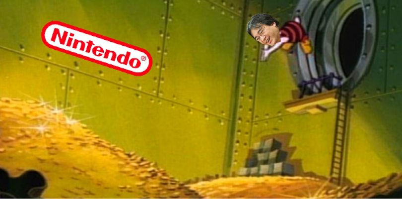 So you think Nintendo's in trouble? How wrong you are.