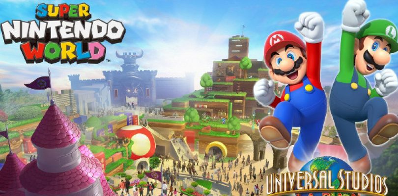 Get your first look at Nintendo's Universal Studios theme park in Japan