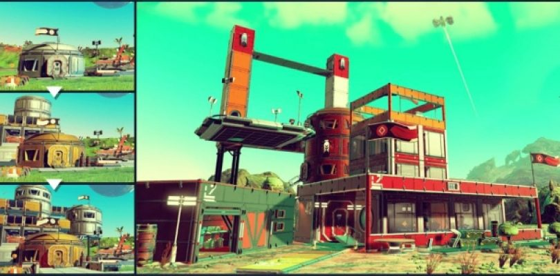 Hello Games breaks the silence with a hefty No Man's Sky update