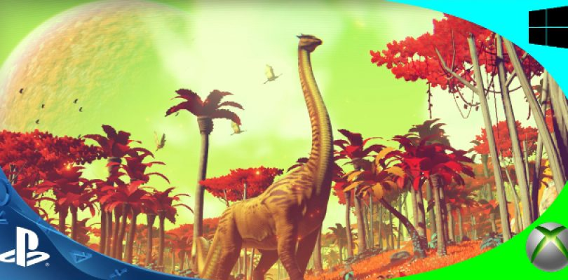 Video: 21 minutes of new No Man's Sky gameplay