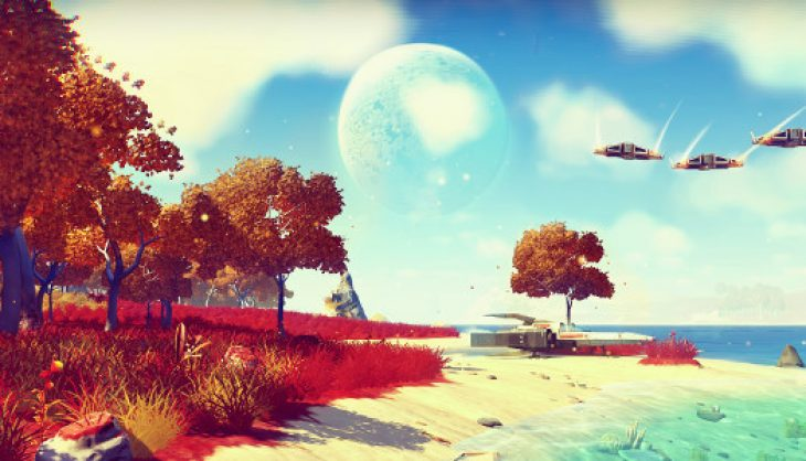 There will be factions in No Man's Sky