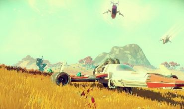 No Man's Sky's new update will have bigger space battles