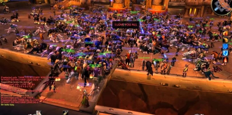 World of Warcraft fan server to launch this month, based off Nostalrius