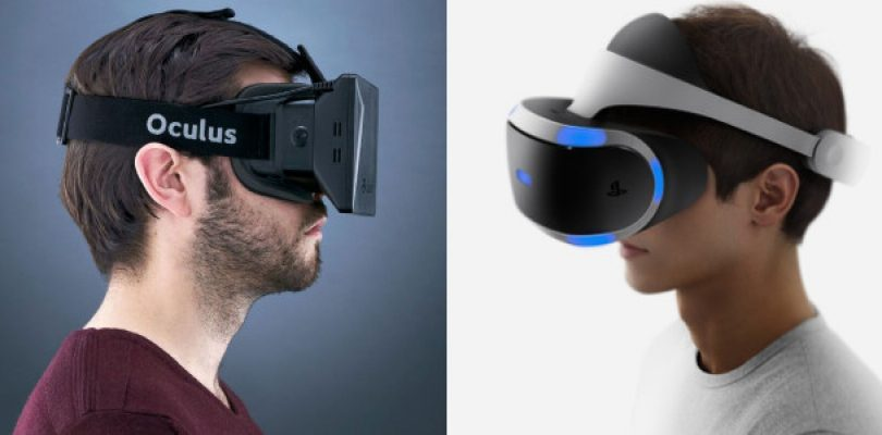 """Sony executive admits Oculus is the better """"high-end quality"""" VR headset"""