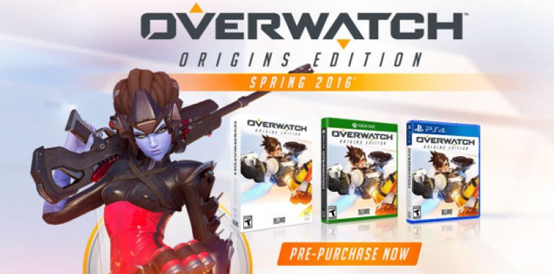 Overwatch confirmed for PS4 and Xbox One