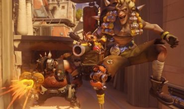 Two new heroes revealed in Overwatch: Junkrat and Roadhog
