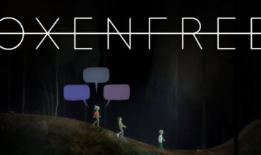 Oxenfree arrives on PS4 next month