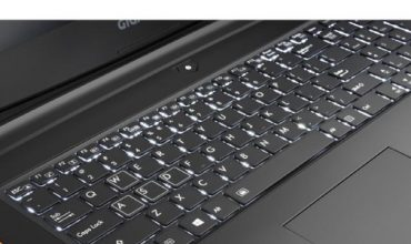 Review: Gigabyte P57W gaming notebook