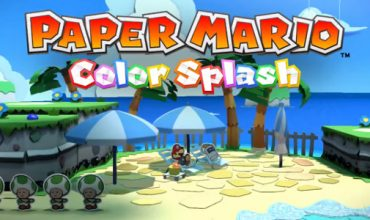 The Adventure Unfolds in the new Paper Mario: Color Splash Trailer
