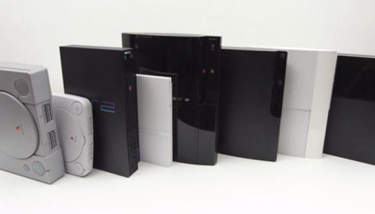 Video: The graphical evolution of the PlayStation