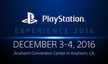 2016 PlayStation Experience dated