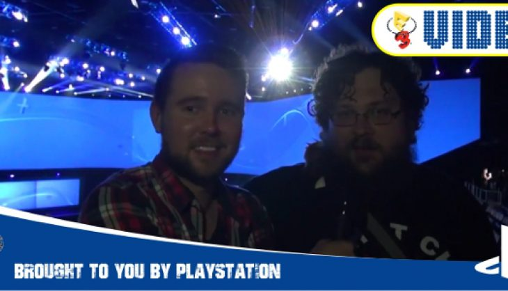 Video: Our thoughts on the PlayStation E3 2015 media briefing