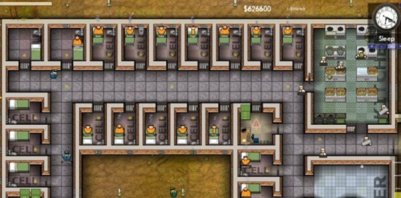 Prison Architect will leave Early Access this year