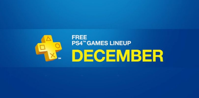 Your PlayStation Plus games for December