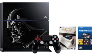 Turn to the dark side with these Limited Edition Star Wars PS4 bundles