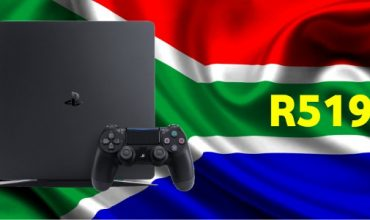 PlayStation 4 Slim available in SA this coming Friday at R5199 suggested retail price