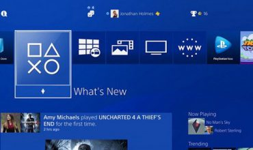 Video: The PlayStation 4 system update 4.0 arrives today