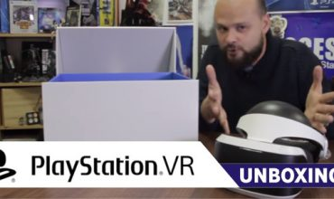 Video: Get your first look at the PlayStation VR being unboxed