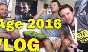 Video: Our rAge 2016 vlog