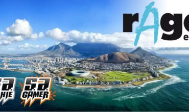 SA Gamer is at rAge in Cape Town