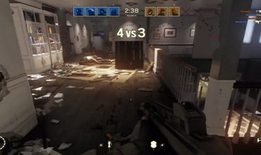 New Rainbow Six: Siege gameplay blasts through everything