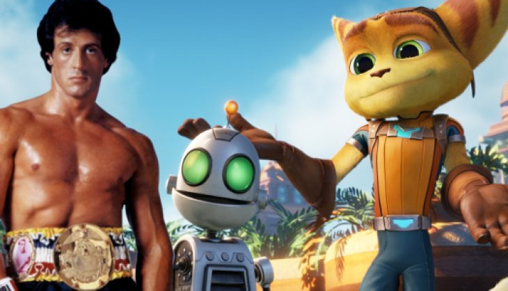 Sly Stallone to lend his voice to the Ratchet & Clank animated movie
