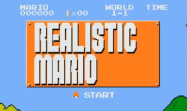 Here are some Realistic Mario videos to improve your day