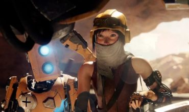 Destiny writer is bringing ReCore to life