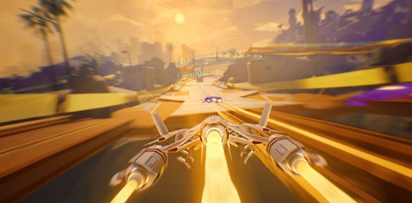 Redout could be your Wipeout fix on PC and console later this year