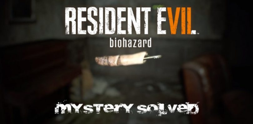 Video: Resi VII dummy finger puzzle solved – unlocks mystery gift in the full game