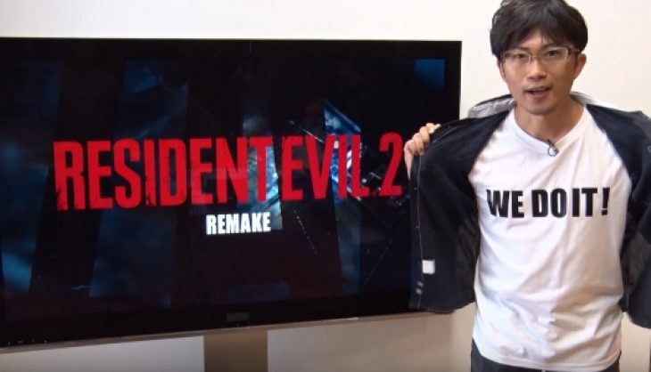 Resident Evil 2 Remake is now officially in development