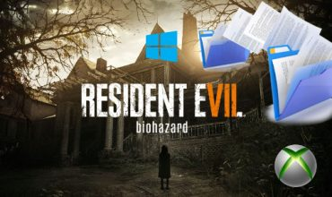 Resident Evil VII comes with a cross-save feature for PC and Xbox One