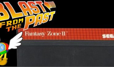 Blast from the Past: 3D Fantasy Zone 2 (SEGA Master System / 3DS)